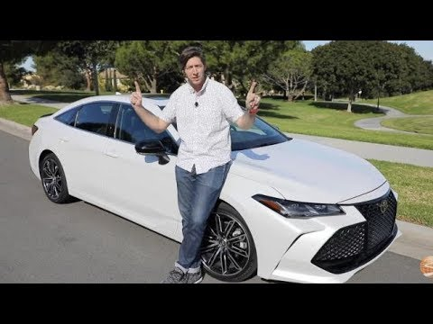 2016 Toyota Avalon Reviews - Research Avalon Prices