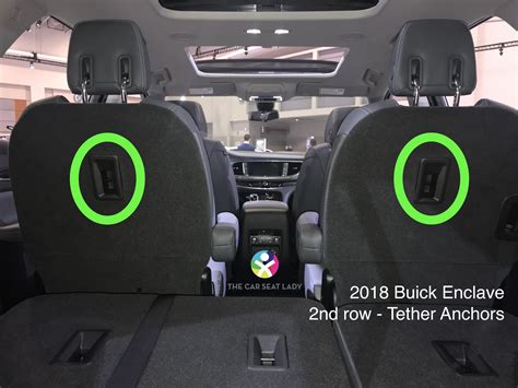The Car Seat LadyBuick Enclave - The Car Seat Lady