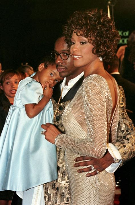 Bobbi Kristina Brown And Whitney Houston's Tragic Life In