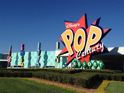 Disney Pop Century Resort, Orlando, FL - CORE Safety