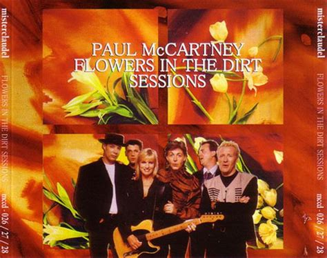 Paul McCartney / Flowers In The Dirt Sessions / 3CD