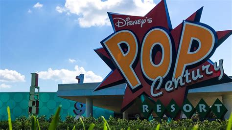 Disney's Pop Century Resort Tour | Walt Disney World - YouTube