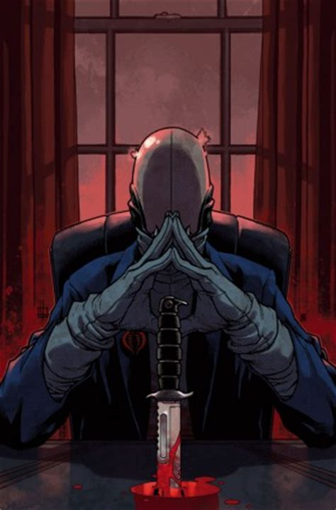 Cobra Commander (IDW) | Joepedia | Fandom powered by Wikia