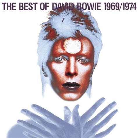 David Bowie / デヴィッド・ボウイ「The Best Of David Bowie 1969-74 / ザ