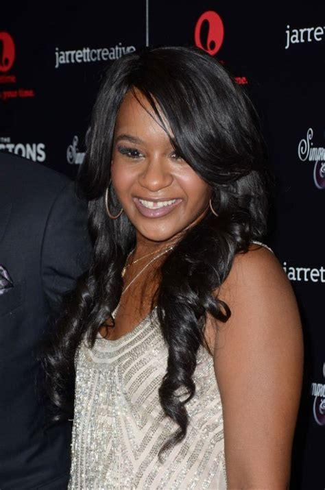 "Bobbi Kristina Brown 22nd Birthday: ""Still Fighting The"
