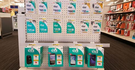 Total Wireless Now Available at Target and Dollar General
