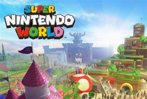 Nintendo & Universal Studios Moving Forward With First Of