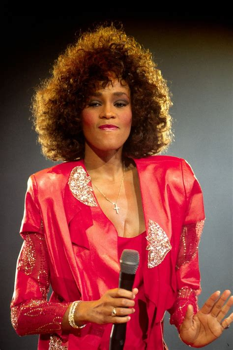 Whitney Houston photo 142 of 145 pics, wallpaper - photo