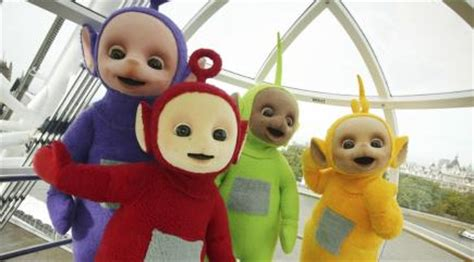 Eh-oh! Teletubbies are returning to our TV screens in HD   BT