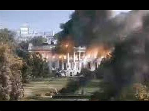 """White House Blown Up in """"White House Down"""" New War"""