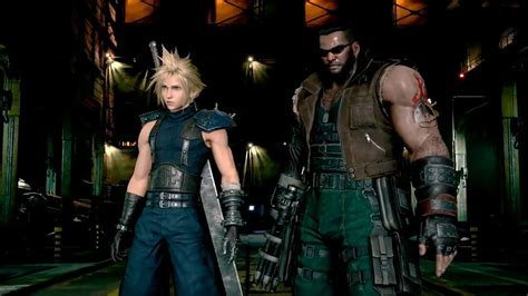 Final Fantasy 7 Remake Collector's Edition Revealed At E3