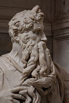Moses (Michelangelo) – Wikipedia